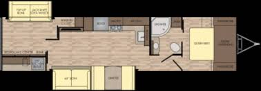 Sunset Trail Rv Floor Plans 2018 Crossroads Sunset Trail 322bh Travel Trailers Rv For Sale In