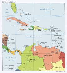 Political Map Of Latin America by History Of Modern Latin America