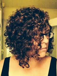 graduated bob for permed hair short curly graduated bob wish my hair would behave this way