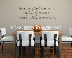 bless the food before us the family beside us and the love between bless the food before us the family beside us and the love between us wall decals vinyl wall art quotes home decor buy bless the food before us the family