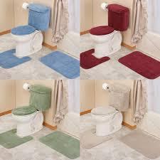 5 Piece Bathroom Rug Sets by 5 Piece Bathroom Rug Set Roselawnlutheran