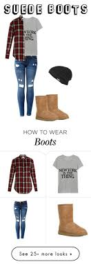 ugg boots sale york trend suede boots by seetherfan17 on polyvore featuring ugg