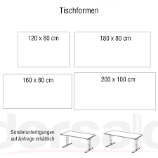 Schreibtisch H Enverstellbar Eck Hammerbacher Schreibtisch Elektrisch Höhenverstellbar Serie Xbhm