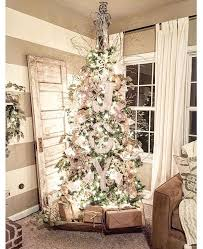 Elegant Christmas Decorations To Make by Best 25 Farmhouse Christmas Trees Ideas On Pinterest Country