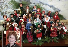 byers choice carolers collectibles