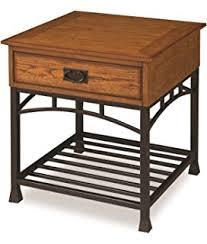 Oak Sofa Table Amazon Com Home Styles 5050 22 Modern Craftsman Sofa Table