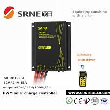 Solar Street Light Circuit Diagram by Srne Dh Li100 Solar Street Light Charge Controller For Lithium