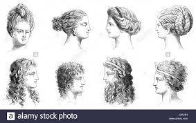 traditional hairstyles stock photos u0026 traditional hairstyles stock