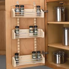 rev a shelf 4asr adjustable spice rack cabinet organization