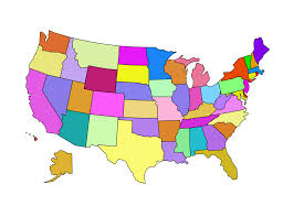 Blank Map Of Us And Canada by Top 75 United States Clip Art Free Clipart Spot Us And Canada