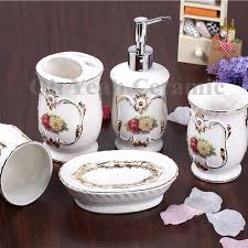 5 Piece Bathroom Set by Online Get Cheap 5 Piece Bathroom Set Aliexpress Com Alibaba Group