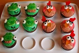 how to make big bird cupcakes tags amazing cupcake angrybird