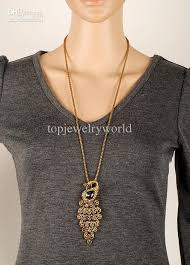 long chain fashion necklace images Sweaters weather w th style jpg