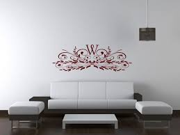 monogram wall decals for nursery monogram wall decals nursery u2014 jen u0026 joes design monogram wall