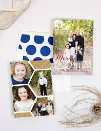 double sided photo christmas cards christmas lights decoration