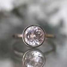 14k palladium white gold morganite 14k palladium white gold engagement ring gemstone ring