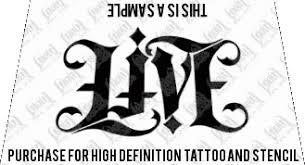 live tattoos live tattoos