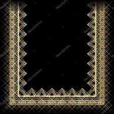 Design Patterns For Invitation Cards Abstract Pattern For The Frame Invitations Cards U2014 Stock Vector