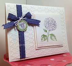 Hand Made Card Designs 150 Best Hydrangea Cards Images On Pinterest Flower Cards