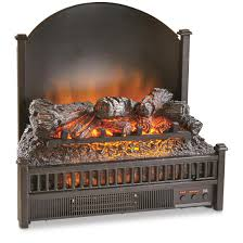 Electric Fireplace Insert Comfort Glow Electric Fireplace Insert 669032 Home Heaters At