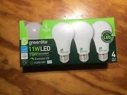 75 watt led light bulbs 75 watt led light bulb ebay