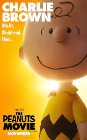 the peanuts the peanuts movie u0027 posters u2014and why the characters look so hyper