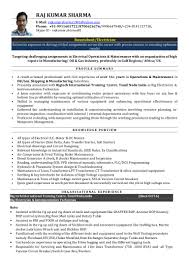 Electrician Resume Examples Rig Mechanic Sample Resume Icu Pharmacist Sample Resume