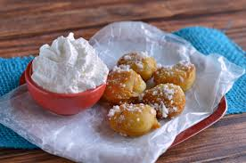 funnel cake bites recipe domestic mommyhood