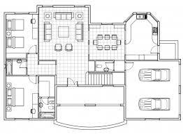wonderful floor plan cad free homes zone autocad 2d plans images