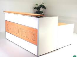 Reception Desk Office Office Reception Counter Reception Desk With Ceramic Counter