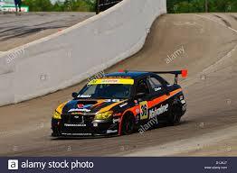 subaru biru a subaru sti competes in the ctcc canadian touring car