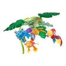 fisher price rainforest peek a boo leaves musical mobile walmart com