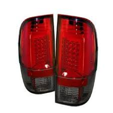 2016 f150 led tail lights sinister black 2004 2008 ford f150 pickup smoke led smd rear tail