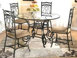 round metal dining room table chairs for round dining table dining table with chairs inside