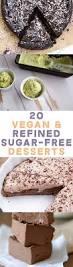 sugar free desserts for thanksgiving 20 vegan u0026 refined sugar free desserts elephantastic vegan