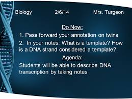 transcription u0026 translation from dna to protein chapter 11