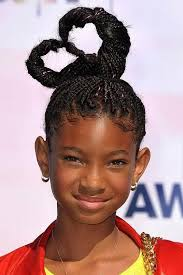 photo african american mohawk for children girls braided styles