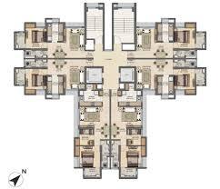 lodha amara kolshet road thane mumbai floor plans