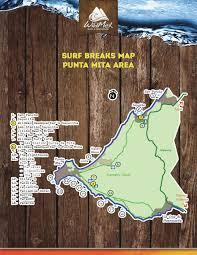 Sayulita Mexico Map by Best Tides To Surf In The Sayulita And Punta De Mita Area