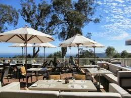 Terrace Dining Room Dining Terrace At El Encanto Picture Of The Dining Room And