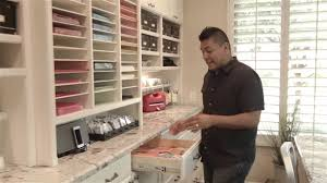 Craft Room Images by Craft Room Tours Richard Garay Youtube