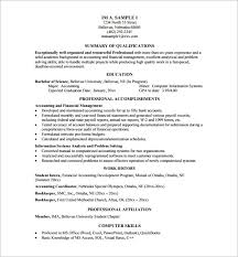It Professional Sample Resume by Sample Resume Pdf Jennywashere Com