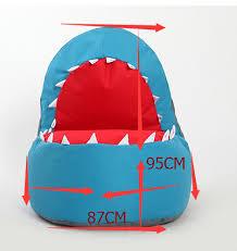 Shark Bean Bag Shark Bean Bag Chair The Best Bag Collections