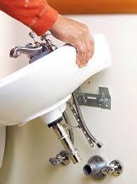 wall mount sink bracket pedestal sink bracket befon for