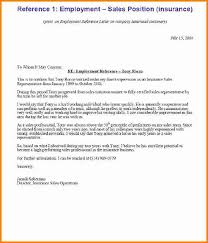 7 sample reference letter for employment memo templates