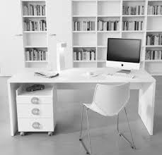 White Office Desk by Apartment Update Your Modern Desk Design In Your Home Office