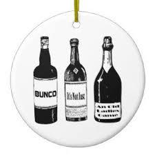 bunco ornaments keepsake ornaments zazzle