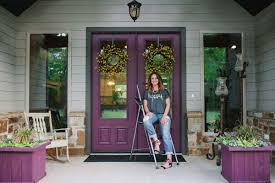front door makeover u2013 ashley harris home