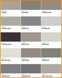 7 benjamin moore paint colors chart artist resume