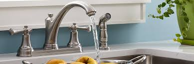 how to replace the kitchen faucet faucets for kitchen dosgildas com